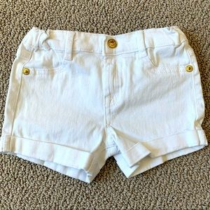 7 For All Mankind Toddler Shorts